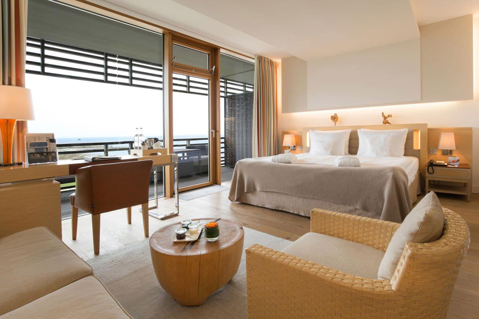 Budersand Hotel - Golf Spa Sylt - Vegane-Hotels.de